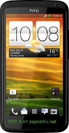 Самый мощный телефон HTC One X+